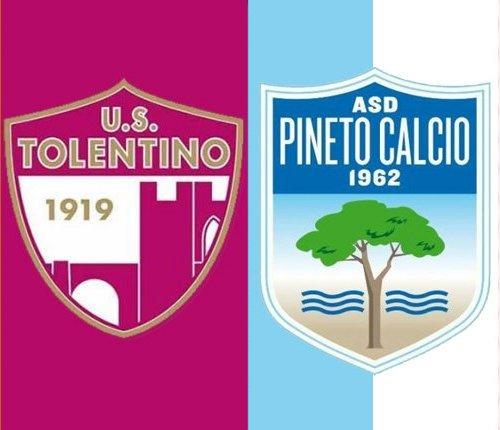 Tolentino vs Pineto in diretta streaming