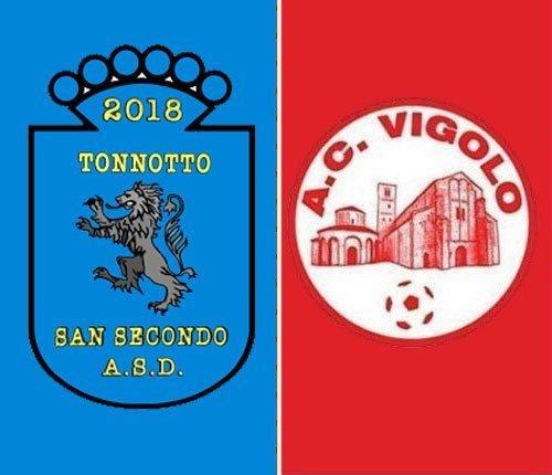 Tonnotto San Secondo - Vigolo Marchese 0-2