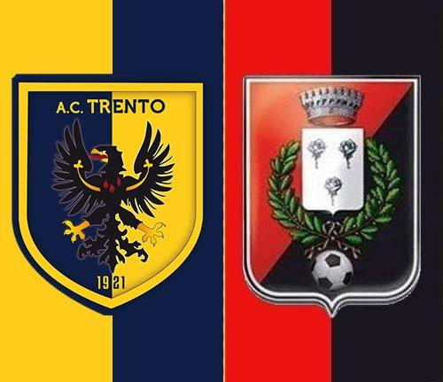 A.C. Trento 1921 vs U.S. Fiorenzuola 1922 1-0