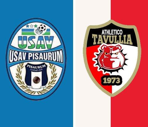 USAV Pisaurum vs At. Tavullia 0-0
