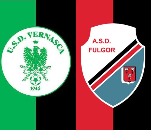 Vernasca vs Fulgor Fiorenzuola 1-1