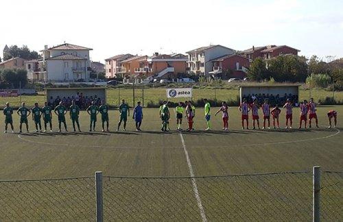 Loreto vs Chiesanuova 1-0