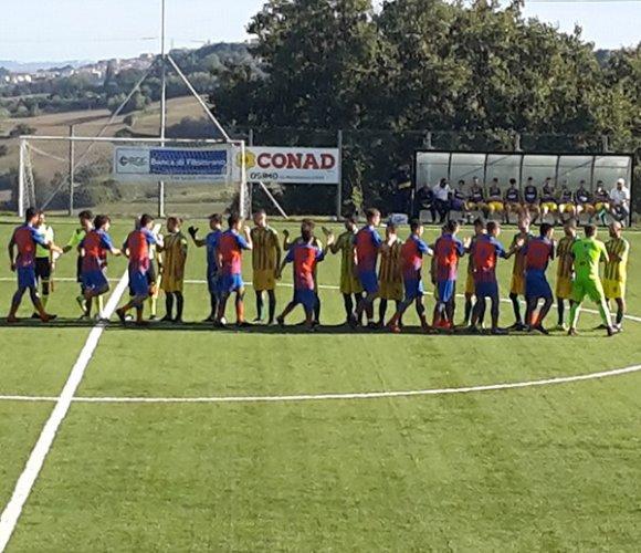 Coppa - CS Loreto – Portorecanati 2 - 1