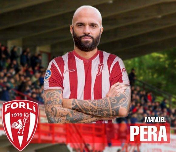 Mercato: Manuel Pera approda al Forlì FC