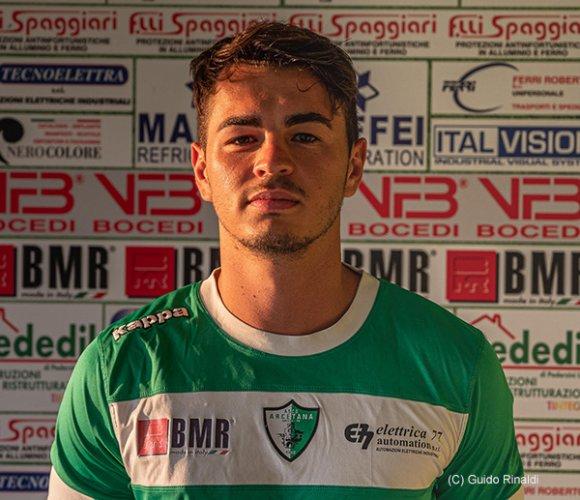 Manuele Cavazzoli (Arcetana): La maglia biancoverde è una scelta vincente