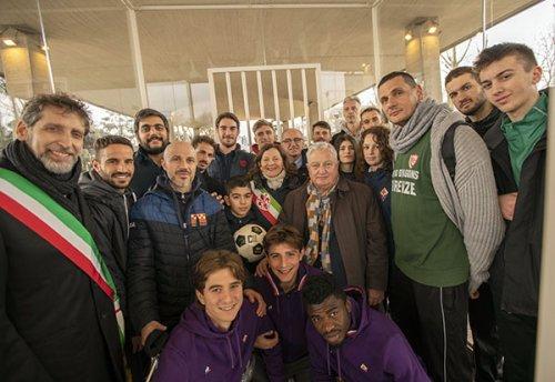 """Presentata la campagna """"DiCiamo 60 volte no al razzismo"""" di Lega Pro"""