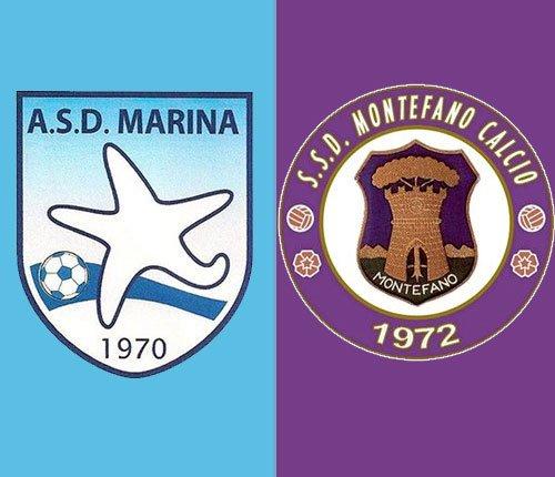 Marina vs Montefano 1-2
