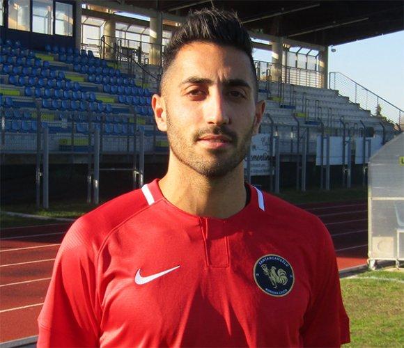 Mario Merlonghi al Santarcangelo