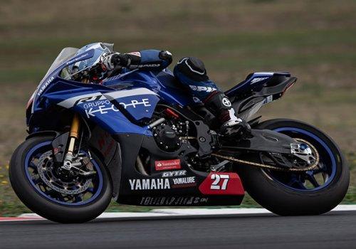 Ottimi piazzamenti per il Keope Motor Team Yamaha nel Campionato Italiano Velocità