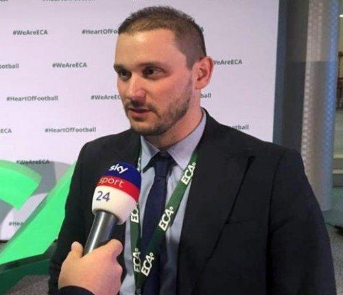 Michele Della Valle (La Fiorita): Continuiamo ad allenarci di attesa di sviluppi