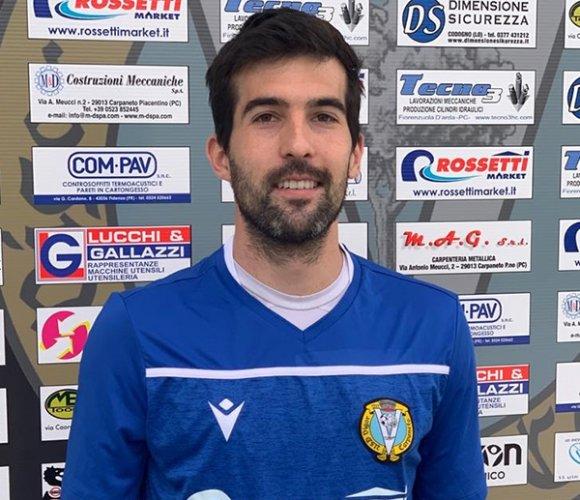 Un nuovo centrocampista per la Vigor Carpaneto 1922: Matias Milessi