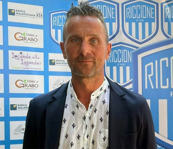 Mirko Taccola è il nuovo allenatore della Fya Riccione