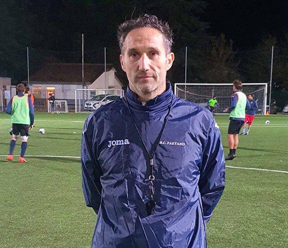 Fulvio Fabiani è il nuovo allenatore del Faetano