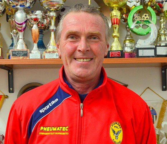 Fabrizio Ruggeri, il mister protagonista della rinascita del Vismara Calcio