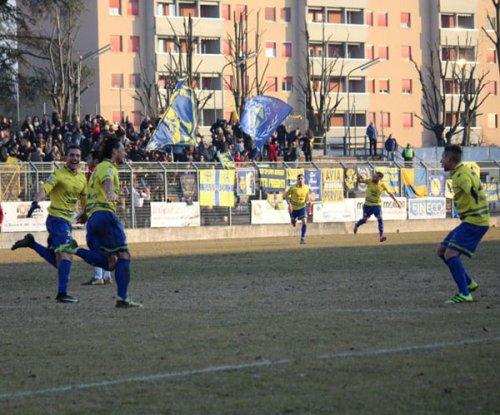 Oltrepovoghera - Modena FC 0-2