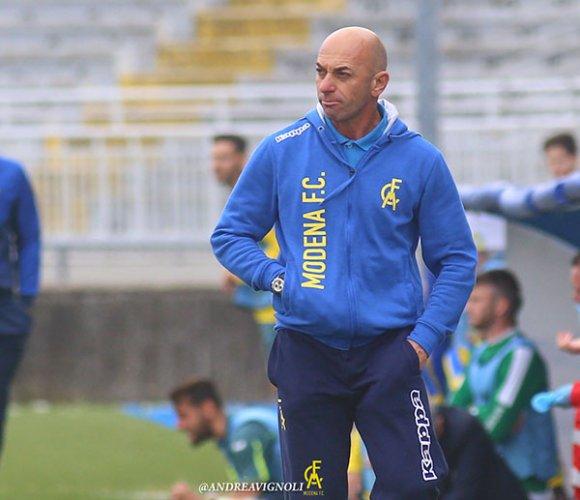 Modena FC 2018: Alberto Bollini sollevato dalla conduzione tecnica della Prima squadra