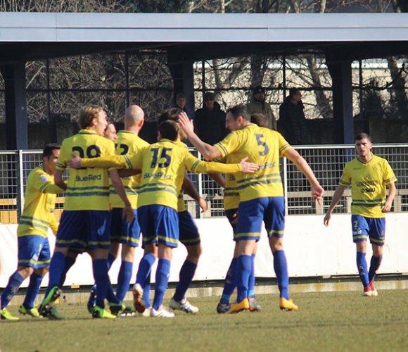 Crema vs Modena FC 2018 1-1