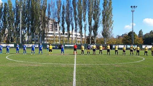 Modena CF  vs PGS Smile   9-2