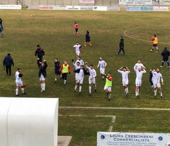 Moie Vallesina - Castelleonese  4-0