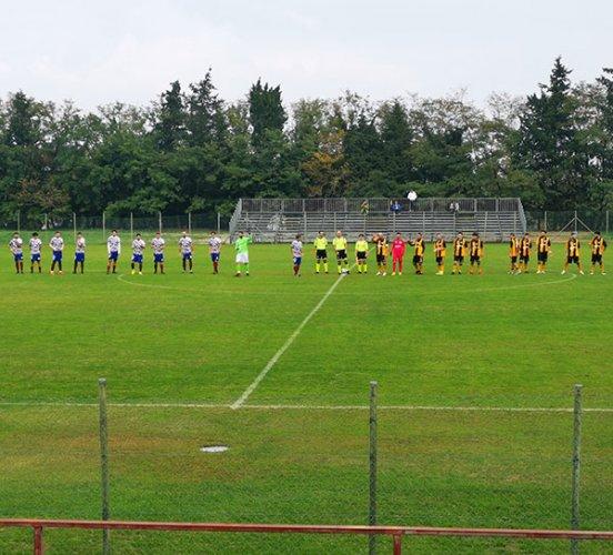 Atletico MondolfoMarotta vs Sassoferrato 0-1