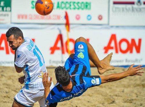 Beach Soccer– Serie Aon: Ancora una sconfitta per il Romagna