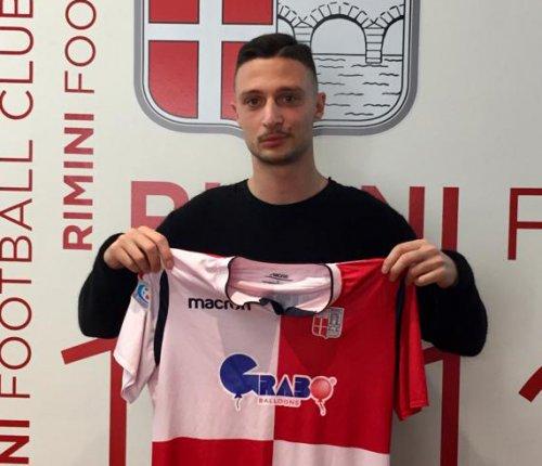 Mercato - Valerio Nava firma per il Rimini FC