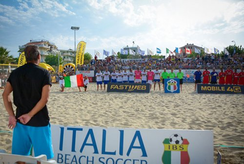 Marotta: Adotta una Nazionale di Beach Soccer