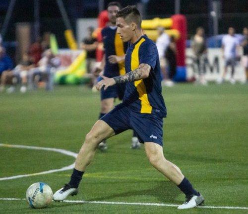 Nicola Algeri in forza al Castellarano anche nella stagione 2020/21