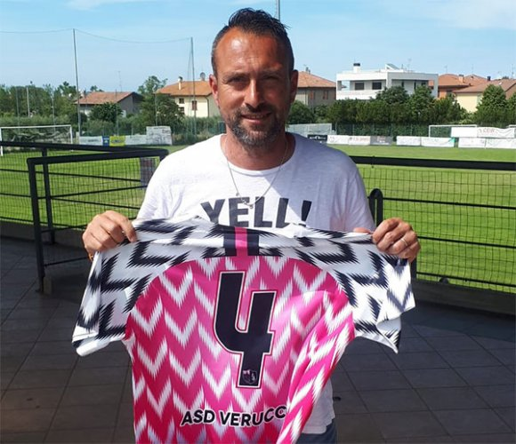 Davide Nicolini ancora in rosa-nero