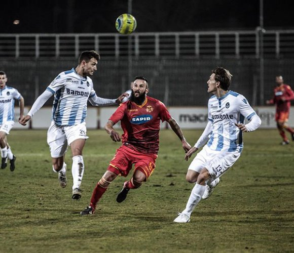 Ravenna Football Club 1913 - Albinoleffe: 0-1