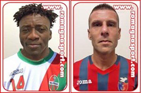 Olimpia Ostra Vetere vs Belvedere 1-1