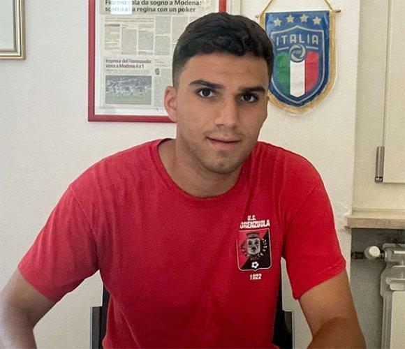 Al Fiorenuzuola arriva Federico Danovaro