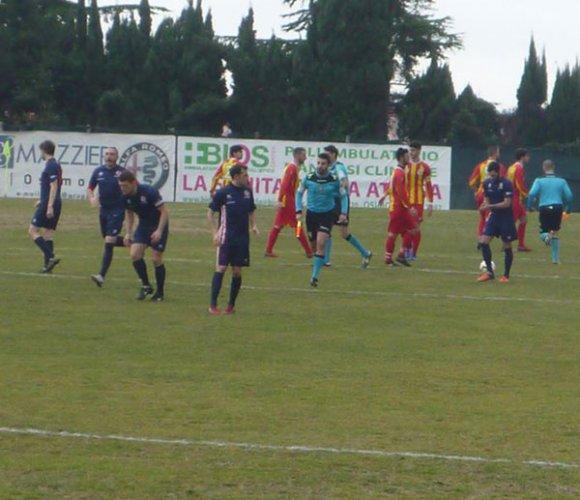 Osimana vs Filottranese 1-0