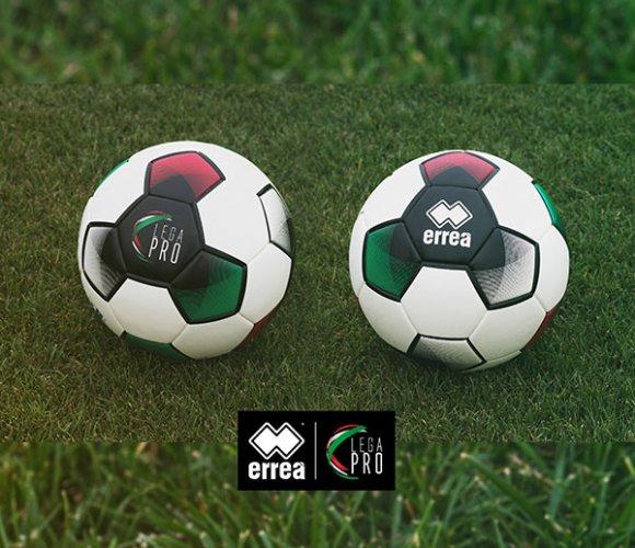 Presentato il nuovo pallone della Serie C stagione 2021/22