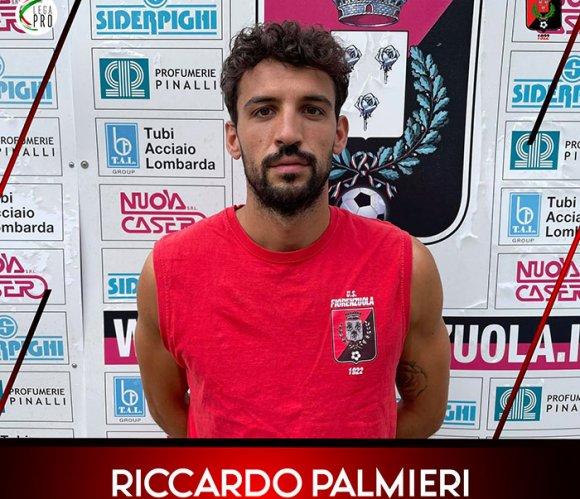 Riccardo Palmieri per il centrocampo del Fiorenzuola
