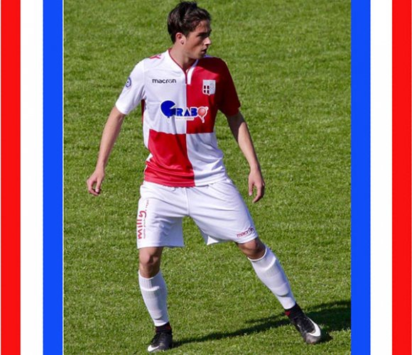 Diego Perazzini è un giocatore del Tropical Coriano