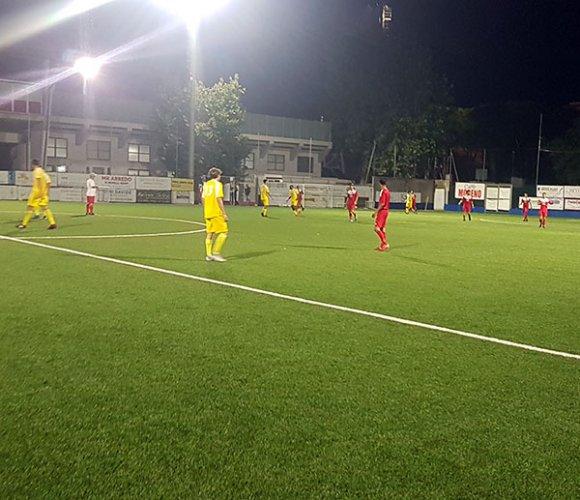 Buon test amichevole tra Pesaro Calcio e Valfoglia