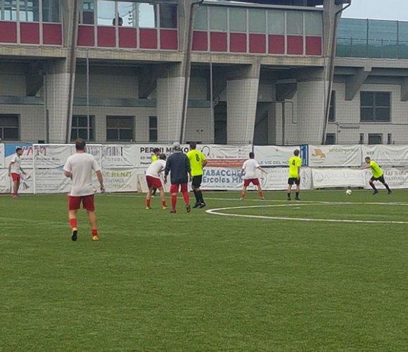 amichevole Pesaro Calcio - Atl. Tavullia