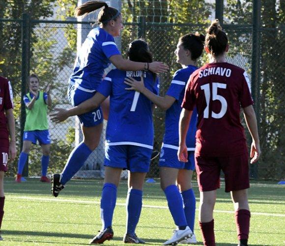 San Marino Academy Femminile: nel mirino il Chievo per chiudere il 2019 in bellezza