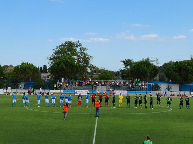 Pineto vs Castelnuovo Vomano 1-2