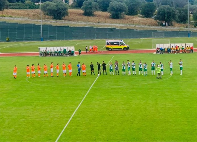 Castelfidardo vs Porto d'Ascoli 0-1