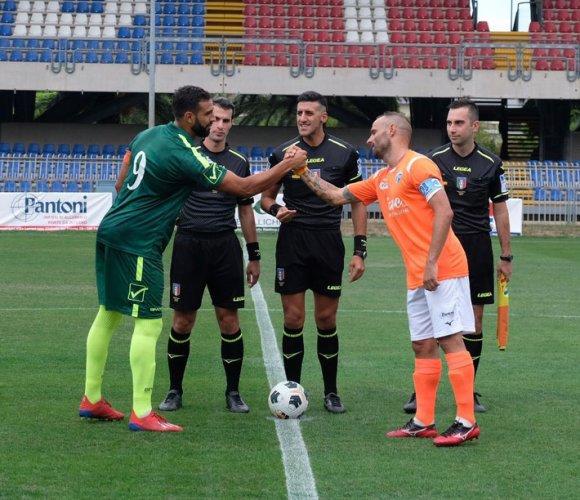 Porto d'Ascoli vs Matese 2-1