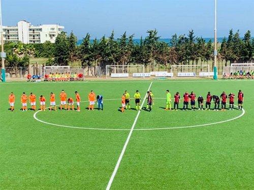 Porto d'Ascoli - Nereto 4-3 (dcr)