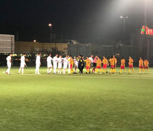 Portuali calcio Ancona - Staffolo 5-1