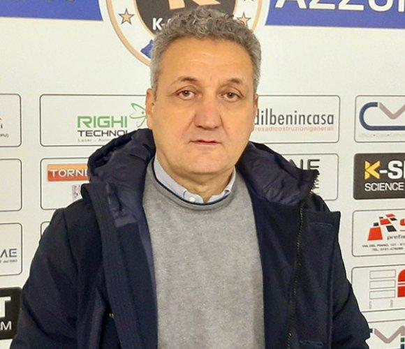 Intervista al presidente Mauro Vichi (K Sport Academy Azzurra)