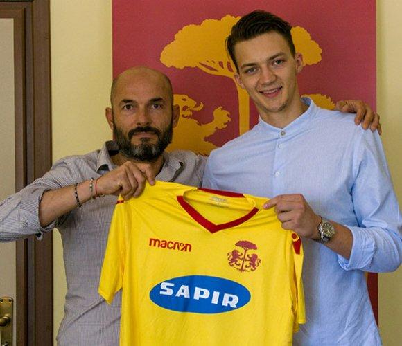 Il Ravenna FC ingaggia Szymon Fyda