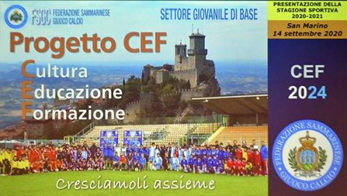 Riprende l'attività di base: presentato il Progetto CEF 2024
