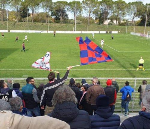 Forsempronese vs Vigor Senigallia 2-2