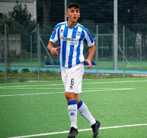 Gabriele Quacquarelli è un nuovo giocatore della Recanatese