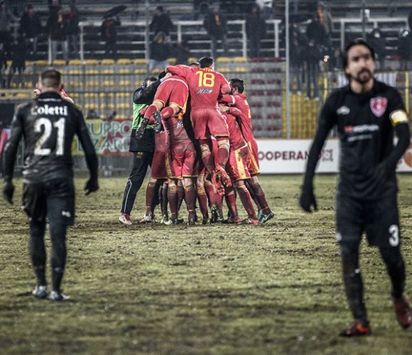Ravenna Football Club 1913 - Triestina: 2-2